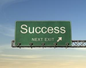 find success through therapy